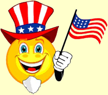 4th of July Special Clipart - Beige