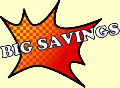 Big Savings - Beige