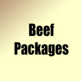 Beef Packages