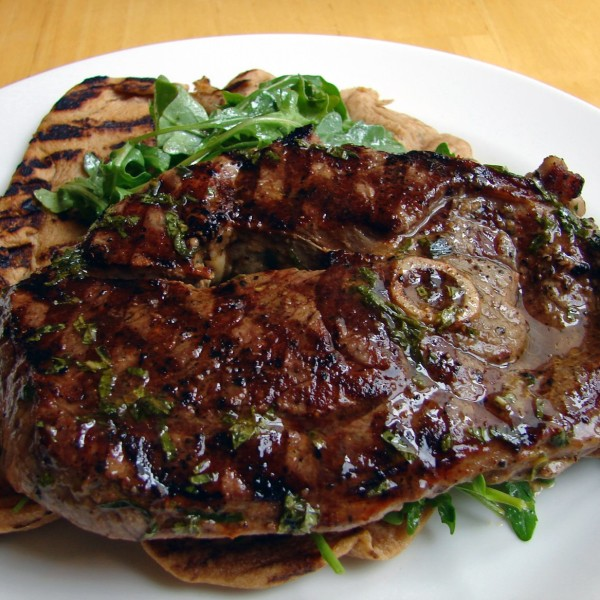 Lamb Leg Steak