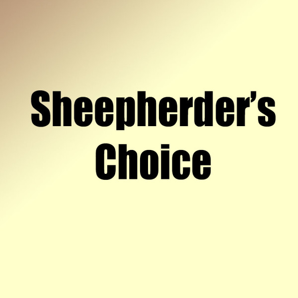 sheepherder's Choice