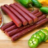 Jalepeno Beef Sticks